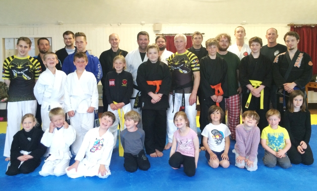 jujitsuclub and killerbees